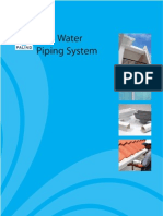 Rain Water Piping System