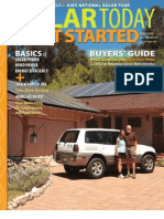 Get Started with Solar Energy