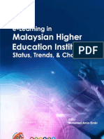 E-learning in Malaysian Higher Education Institutions