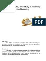 Final Line Balancing