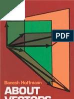 About Vectors - B. Hoffmann (Dover, 1966) WW
