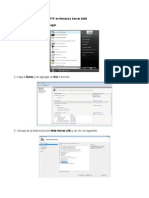 Como Instalar Un Servidor HTTP en Windows Server 2008