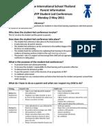 MYP Parent Information SLC 2011