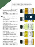 Langridge Oil Mediums RRP
