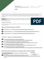 UMDF - sinal de difusão _ B3