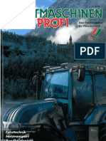 HAIX Clipping, Zeitschrift Forstmaschinen Profi