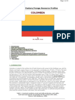 Agro Profile of Colombia