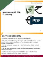 Services Marketing Services Economy