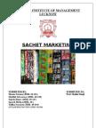 sachet marketting
