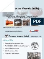 Pressure Vessels (India) Maharashtra India