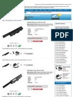 Batterie Dell xps m1530