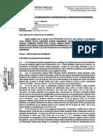 Ministerio Público archiva denuncia por sedición contra congresistas Jorge Montoya y José Cueto