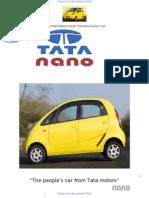 Tata Nano Complete