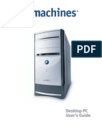 DesktopPC UserGuide En