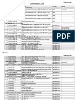 List of Current Files and Documents (10.08.10)