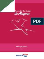 Referencial Curricular de Alagoas - Educação Infantil_2019