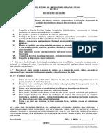 DEVERES DO ALUNO - ART 72, 73 E 74