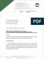 Surat Pekeliling Kewangan Bil. 6 Tahun 2010 - Bantuan Kumpulan Wang Amanah Pelajar KWAPM