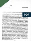 Antonio Cándido. Literatura y Subdesarrollo