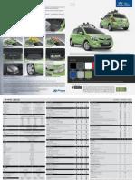 Hyundai i20 Specifications