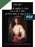 ORSINI Giordano Relazione Sulla Milizia Veneziana 1563