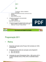 As Campanhas Do Ano 2011