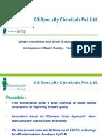 CSSPL Chemspec Presentation