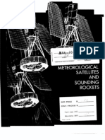 Meteorological Satellites and Sounding Rockets