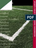 Sports Field Dimensions V5
