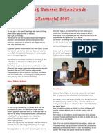 Benares School Nieuwsbrief 2007