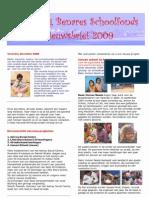 Benares School Nieuwsbrief 2009