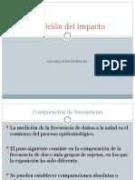 Medición del impacto[1]