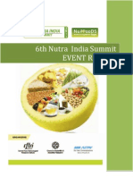 6th Nutra India Summit Report