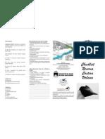 Lista de aves de la RCU_Río Gallegos