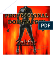 A Professional Dominatrix - 35 Pages Preview
