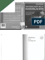 Metodologia de La Investigacion-Hernandez Sampieri
