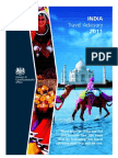 Travel advisory for India