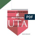 DIAGNOSTICO DE LA ECONOMÍA ECUATORIANA