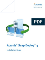 Acronis Snap Deploy Install Guide en-US