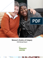 Women's Centre 2010 Annual Report