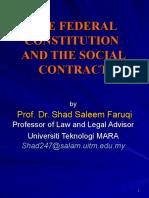 Prof. Dr. Shad Saleem Faruqi