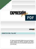 Taller 01 Expresión Gráfica