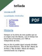 La Portellada, Teruel