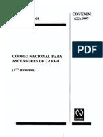 norma covenin 623-97