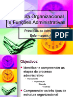 17estruturaorganizacionalefunadministrativas