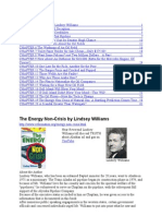 Book the Energy Non-Crisis by Lindsey Williams