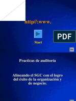 Alineando El SGC Con El Logro Del Exito de La Organizacion y El Negocio