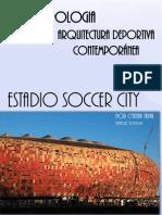 Arquitectura Deportiva Estadio Soccer City