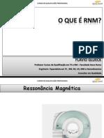 Tecnologia RM - O que é RNM