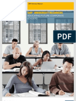 SAP UA Brochure